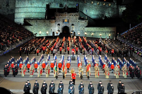 Edinburgh Military Tattoo 2019