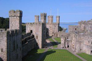 wales-caernarfon-castle
