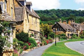 Oxford & Traditional Cotswold Villages