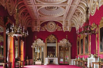 Exclusive Visit to Buckingham Palace