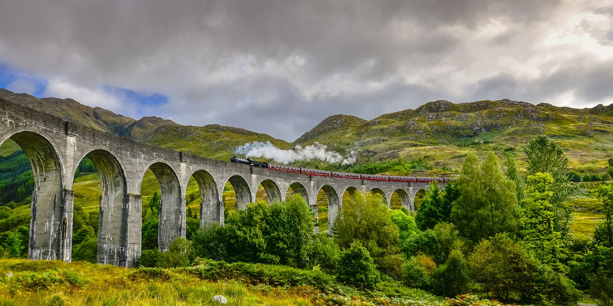 2 Day Jacobite Steam Train & The Great Glen