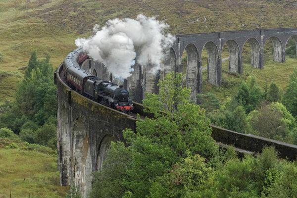 Jacobite Steam Train Tours