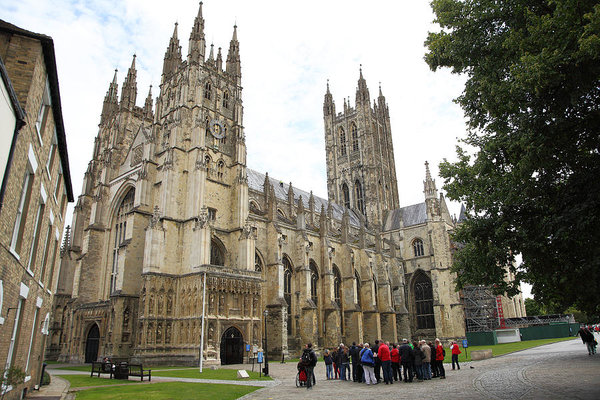 Visit Canterbury Cathedral