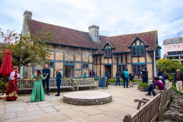 Shakespeare's Stratford–upon–Avon