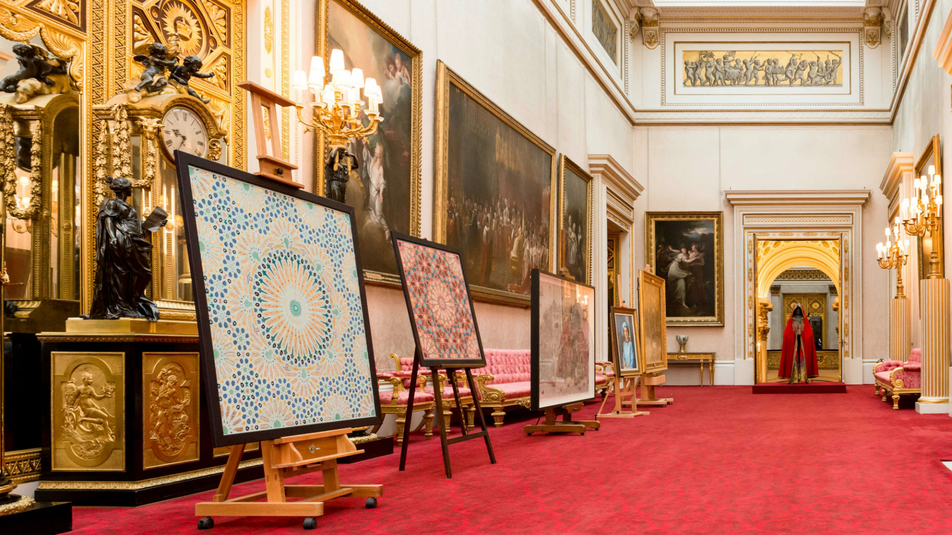 Exclusive Guided Tour of Buckingham Palace & State Rooms