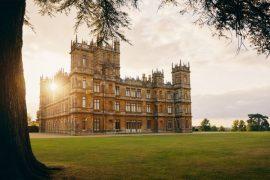 Downton Abbey Tours