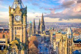 Scotland Rail Tour