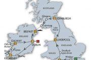 14 Day Taste of Britain & Ireland